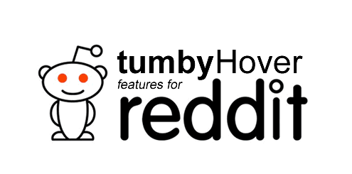 tumbyHover for reddit
